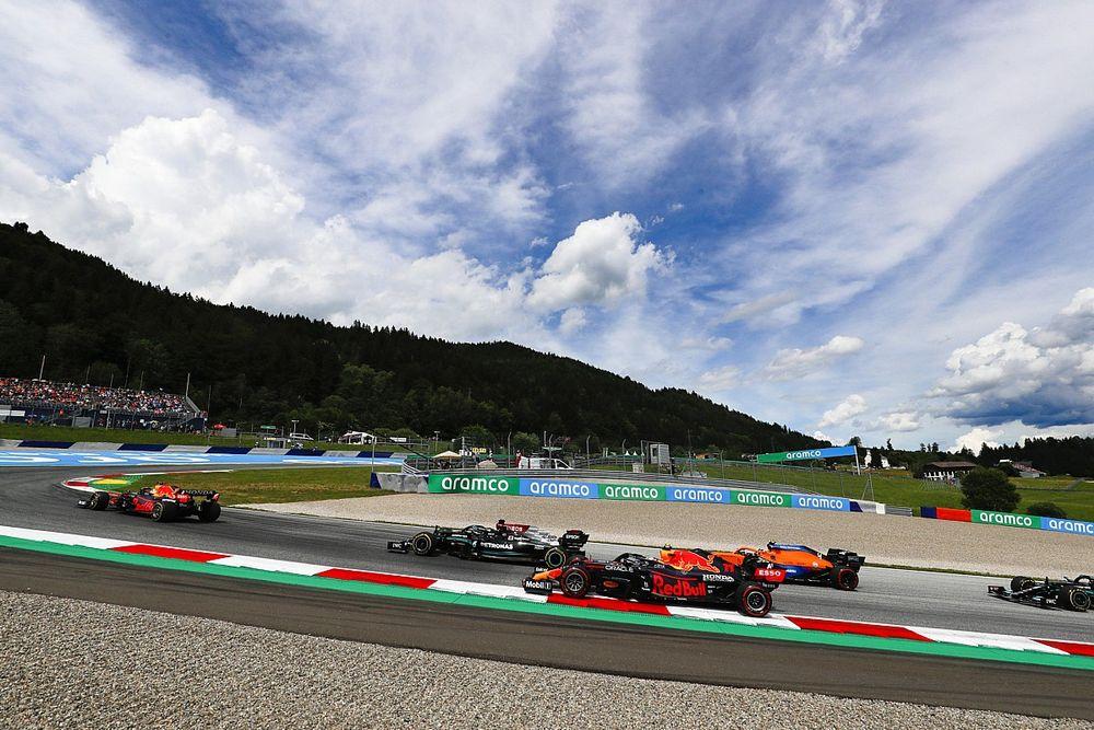 Jadwal F1 GP Austria 2021 Pekan Ini