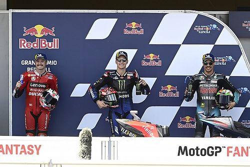 Parrilla de salida GP de España MotoGP