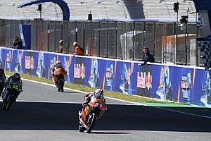 Hasil Moto3 Spanyol: Acosta Cetak Sejarah, Petronas Sprinta Sial