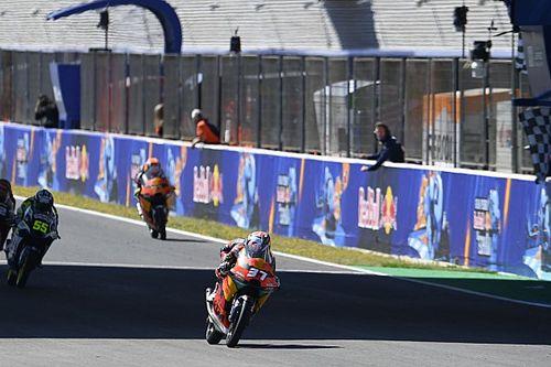 Moto3 - Jerez: exhibición de Pedro Acosta para ganar su tercera carrera seguida