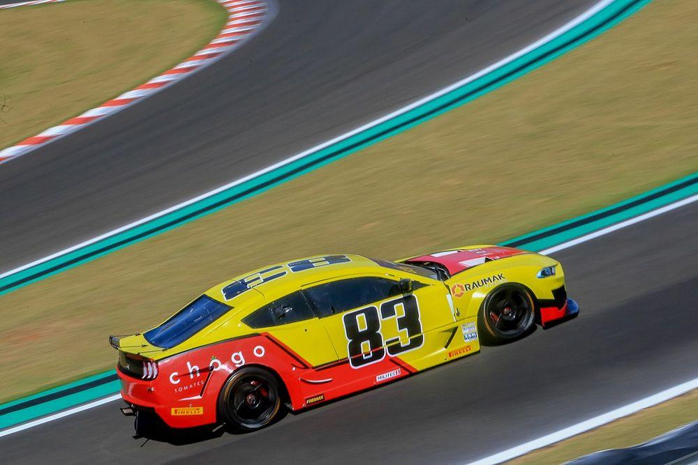 Após 'pega' com Camilo, Casagrande relata comparações entre a Sprint e a F1