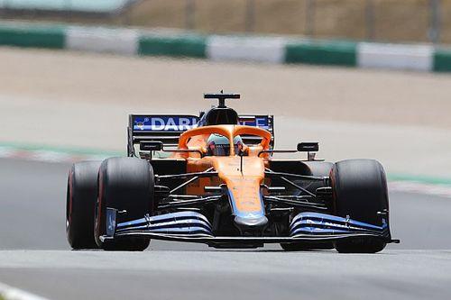 F1: Eliminado no Q1, Ricciardo lamenta resultado negativo em Portugal