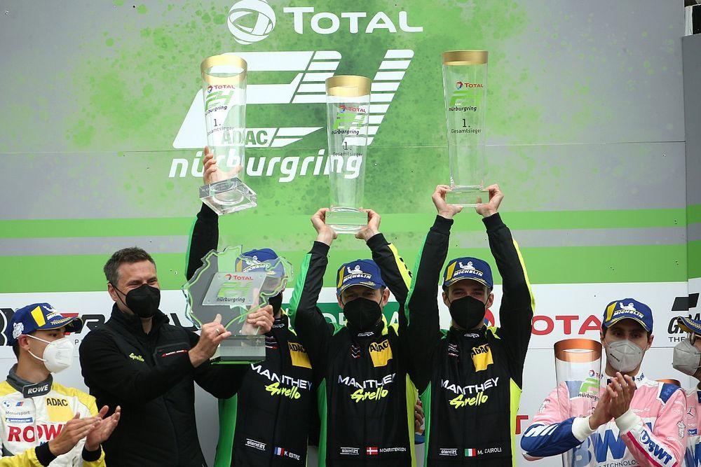 Manthey Racing po raz siódmy