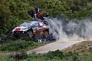 Sardinia WRC: Ogier extends points lead with comfortable victory
