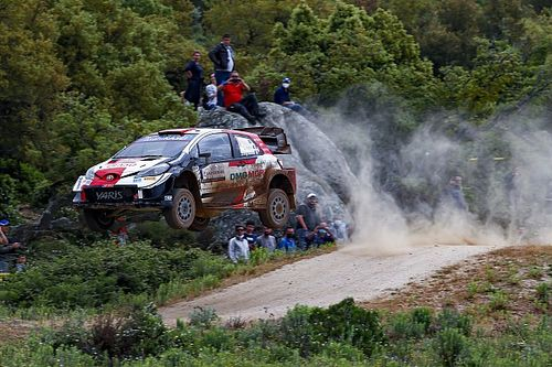 El intenso Rally de Italia-Cerdeña 2021 del WRC, en vídeos