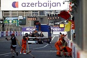 """Masi discrepa con Rosberg sobre el """"aterrador"""" Bakú"""