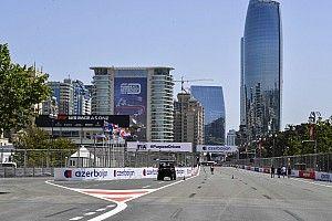 F1王者ロズベルグ、バクーのピットレーン入口を「最も危ない」と形容。一方FIA側はその意見に同意せず