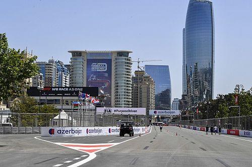 Masi pareert kritiek Rosberg over gevaarlijke ingang pits in Baku