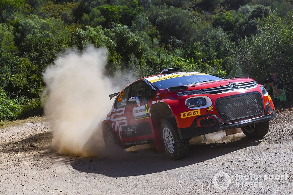 Ostberg issues apology for Italy WRC swearing tirade