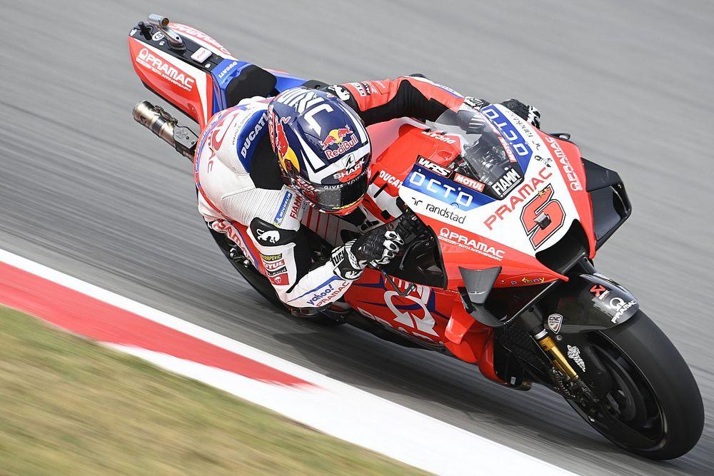 Zarco se lleva el viernes del MotoGP en Barcelona