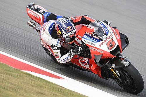 MotoGP: Zarco supera Morbidelli e lidera sexta-feira em Barcelona