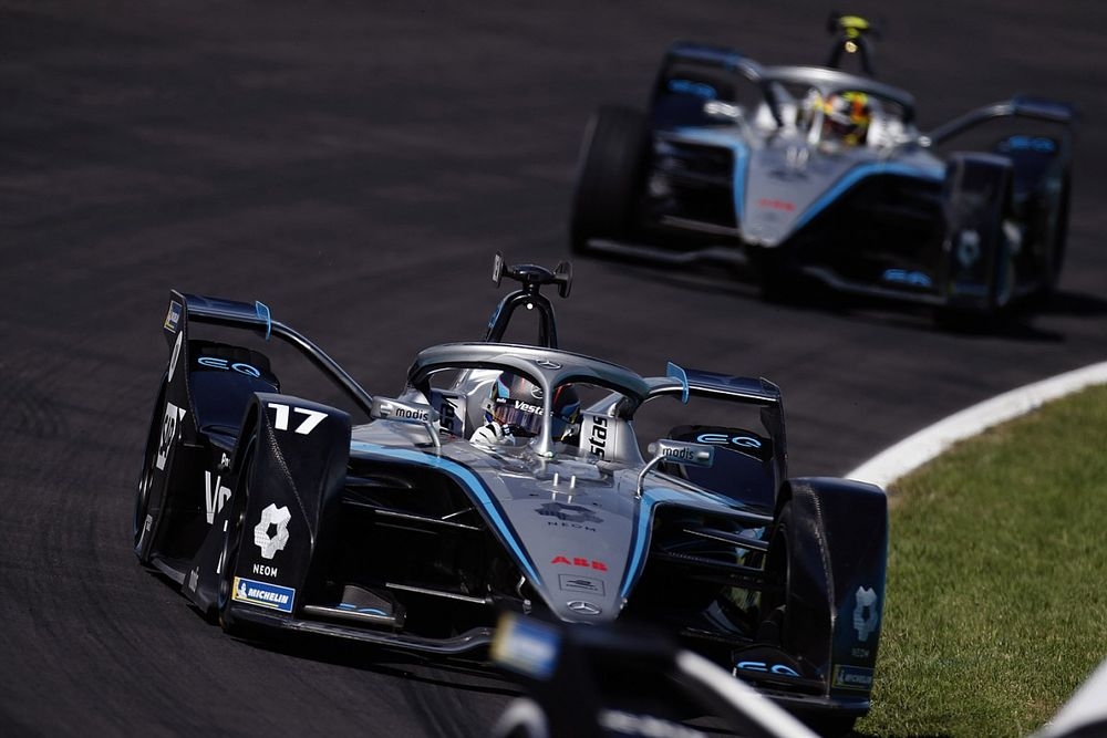 Mercedes stevent af op vertrek uit Formule E