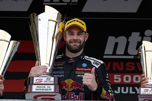 Townsville Supercars: Van Gisbergen passes Whincup for clean sweep