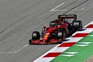 "Sainz: ""Un poco frustrado, había coche para ser cuarto o quinto"""
