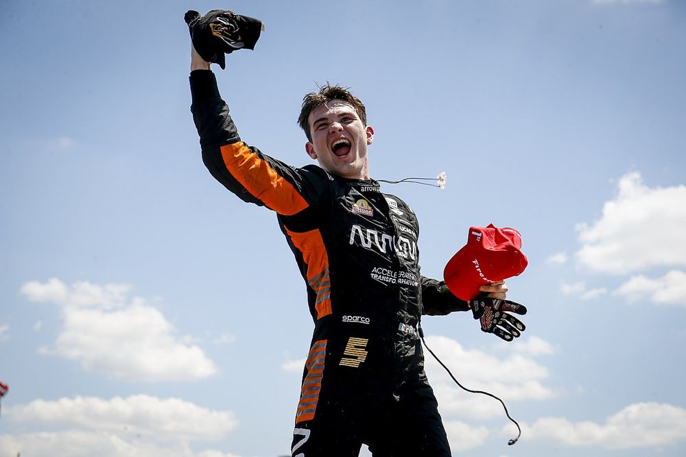 """McLaren voit en Pato O'Ward """"un jeune Montoya"""""""