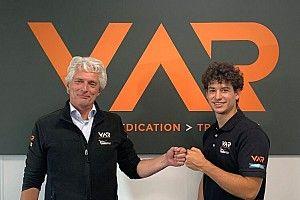 Cem, Van Amersfoort Racing'le Euro Formula Open'ın Macaristan ayağında yarışacak