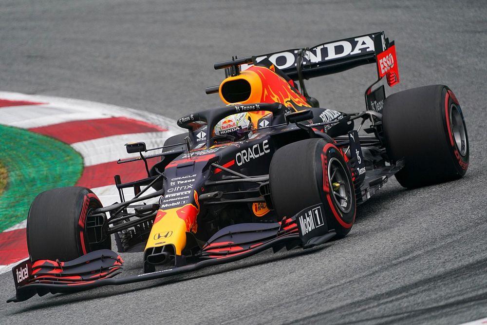 "F1オーストリア予選:フェルスタッペン、""刺客""ノリスを僅差で下し3連続PP。角田裕毅は自己ベスト7番手"