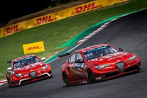 Pure ETCR: due podi per le Alfa Romeo Ferraris a Vallelunga