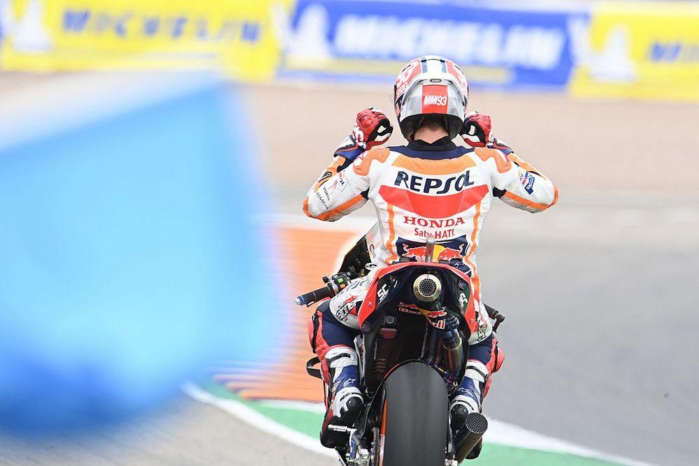 Galeri: Momen Terbaik Marc Marquez dan MotoGP Jerman