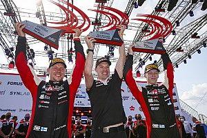 Rovanperä hace historia en Estonia al ser el más joven en ganar en el WRC