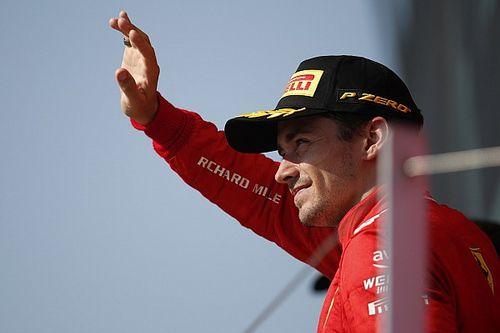 Finis P2 di Silverstone Ingatkan Brawn Akan Kemampuan Leclerc
