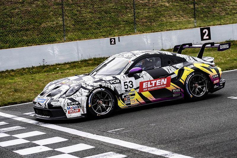 Porsche Carrera Cup Almanya: 2. yarışta Heinrich kazandı, Ayhancan 2. oldu