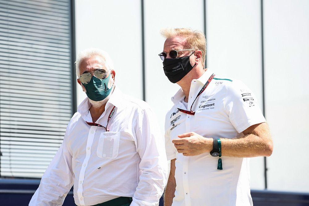 Vettel megmentőként tekint Lawrence Strollra