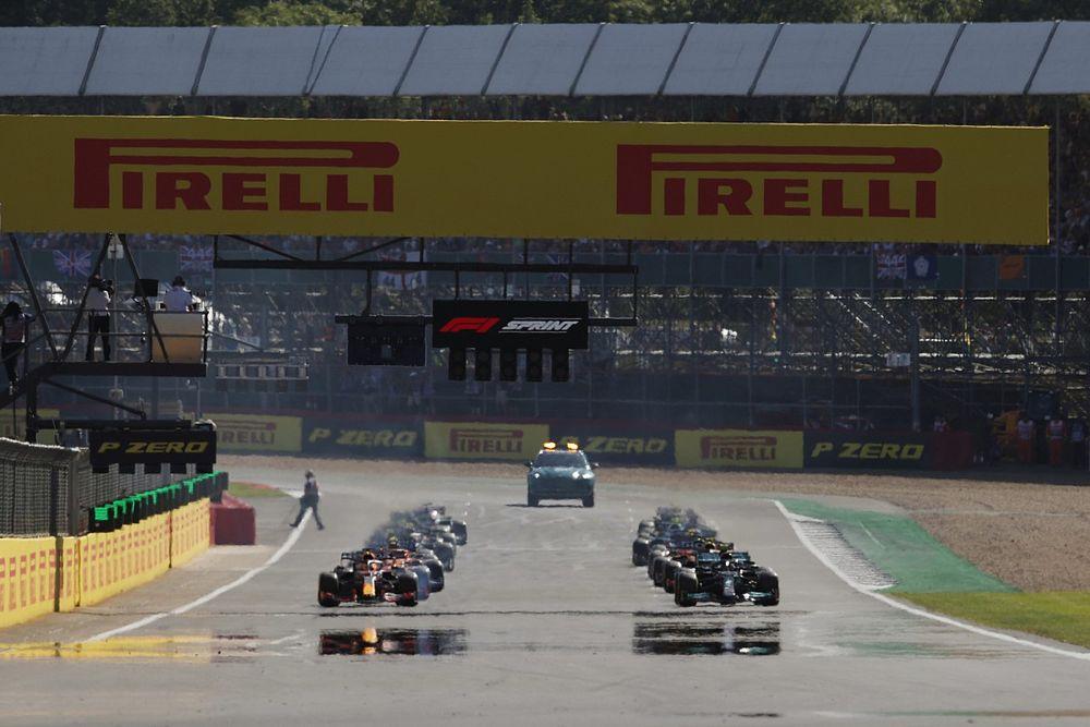 F1 overweegt op zichzelf staande sprintraces in 2022