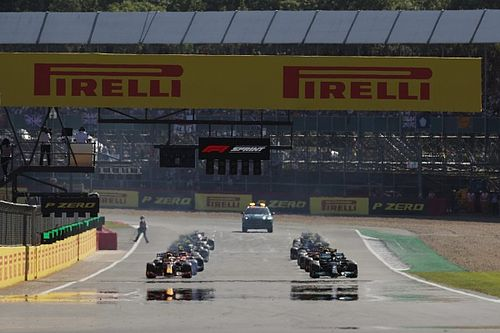 Britanya GP öncesi: Yarış gridi