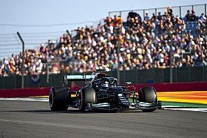 英国大奖赛排位赛:汉密尔顿力挫维斯塔潘,冲刺排位赛P1发车