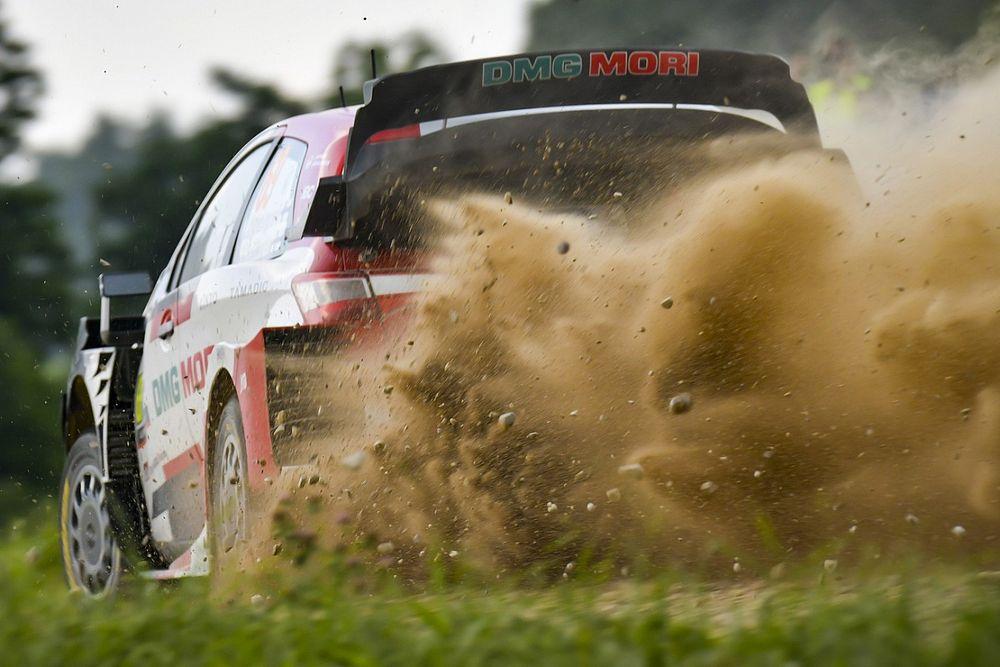 WRC, Rally Acropoli, Shakedown: Rovanpera precede le Hyundai