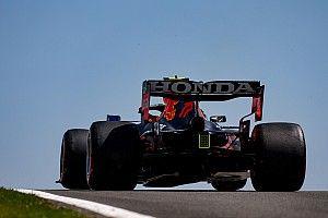La potencia en el motor provocó el trompo de Pérez en Silverstone