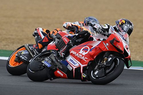 Pramac signs new MotoGP deal with Ducati through to 2024