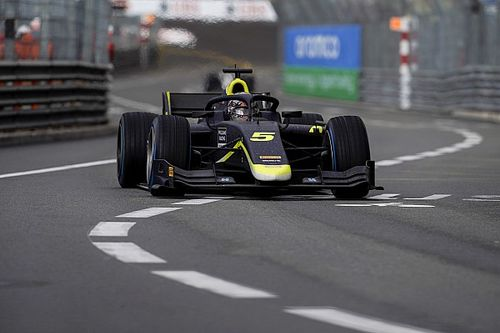 F2: Ticktum herda vitória da corrida 2 em Mônaco após desclassificação de Lawson; brasileiros não pontuam