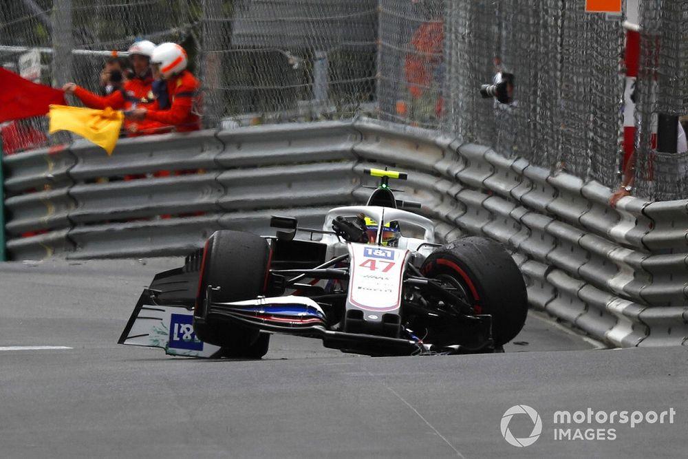 Schumacher auteur d'un crash à près de 500'000 $