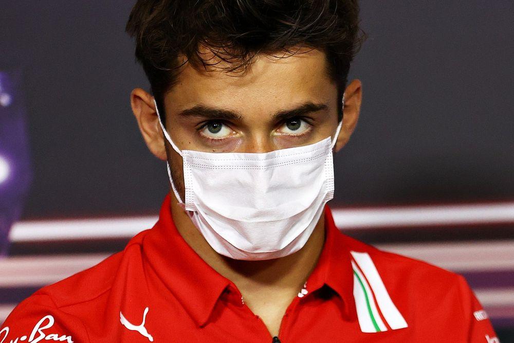 """Leclerc: """"2022 aracı farklı görünüyor"""""""