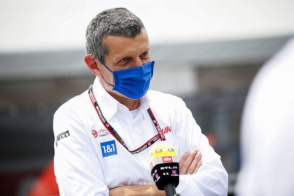 """Steiner: """"Schumacher ve Mazepin arasındaki gerginlik, göründüğü kadar kötü değil"""""""