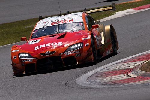 """Points-leading Toyota now facing """"crucial"""" SUPER GT races"""