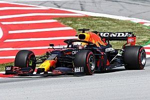 Verstappen manda en la FP3 del GP de España y Pérez es 10°