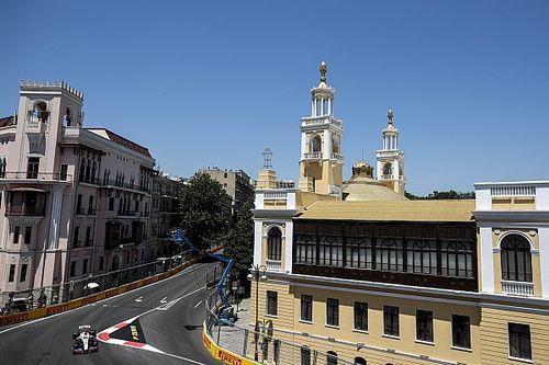 Formula 1 Azerbaijan Grand Prix – How to watch, start time & more
