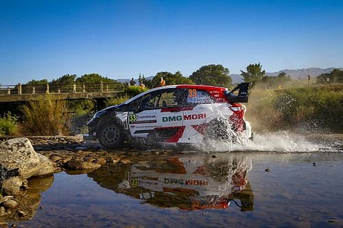 """Evans final stage panic """"almost a heart attack"""" moment for Latvala"""