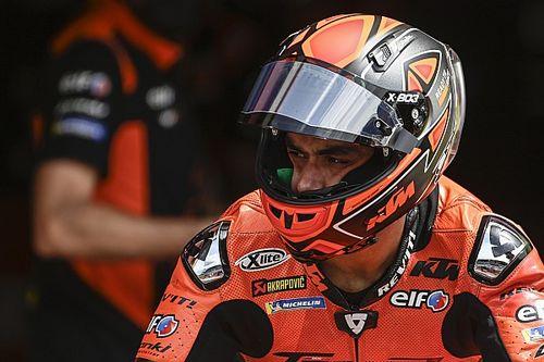 Petrucci maalt voorlopig niet om onzekere MotoGP-toekomst