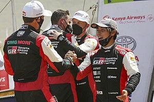 【WRC】勝田貴元、サファリ・ラリーでWRC初表彰台「将来的にはオジェと競って勝てるようになりたい」