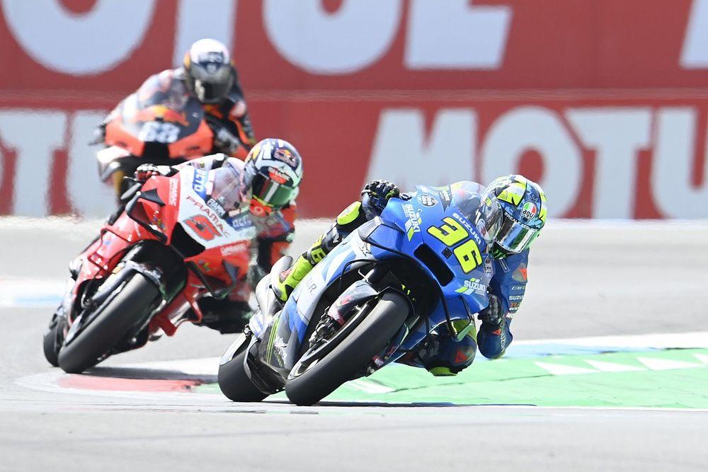 Mir: Huidige Suzuki niet goed genoeg voor strijd om MotoGP-titel