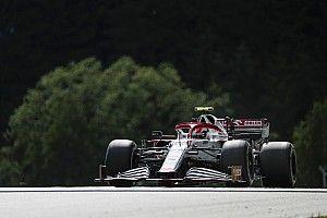 """Giovinazzi: """"Yarışım ilk turda tehlikeye girdi"""""""