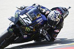 "Vinales ""has given up many times"" during Yamaha MotoGP woes"