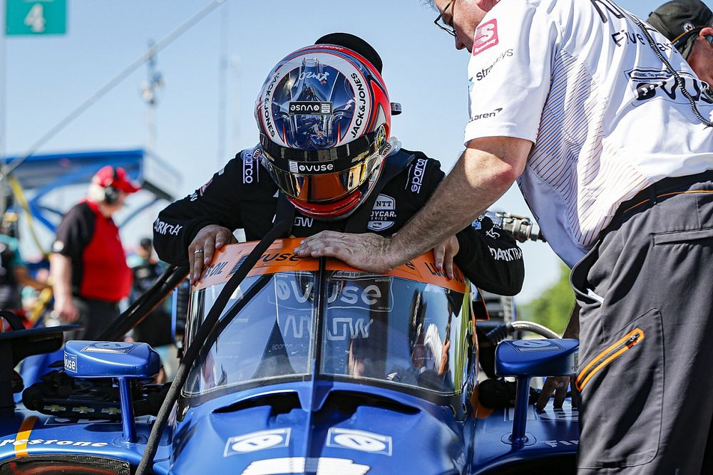 Kevin Magnussen Tertarik Turun di Indianapolis 500