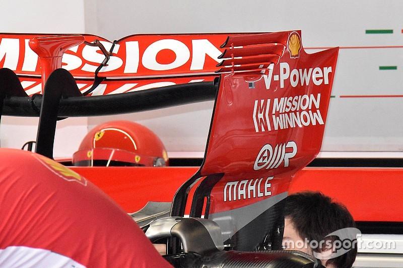 Ferrari привезет на Гран При США последние обновления в этом сезоне