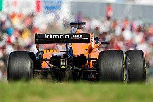 McLaren vuelve a ser conservador para el GP de EE UU