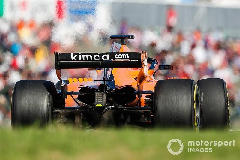 McLaren conservative again in US GP tyre picks